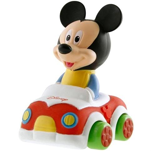 Disney Disney Mickey Mouse Minik Yumuşak Araba Renkli